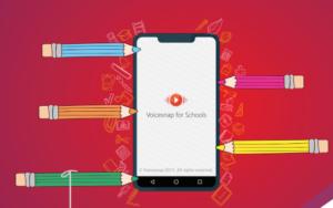 Voice Snap - School Mobile App