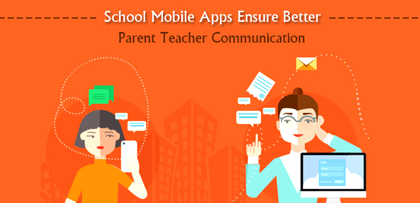 Voice snap's School app ensures parent teacher communication